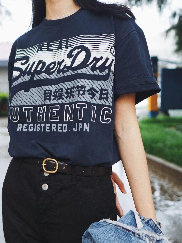 这件T恤,越穿越不过时