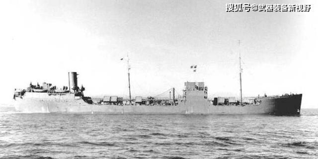 二战时有一种船,看着就是艘破烂民船,德国潜艇碰到只能愿命不好_中欧新闻_欧洲中文网
