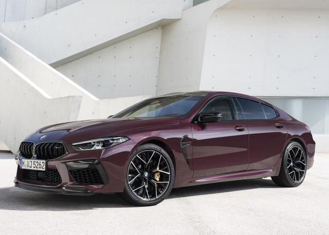 【太原汽车】3.2秒破百!宝马M8 Gran Coupe正式推出?全额落地要多少钱?