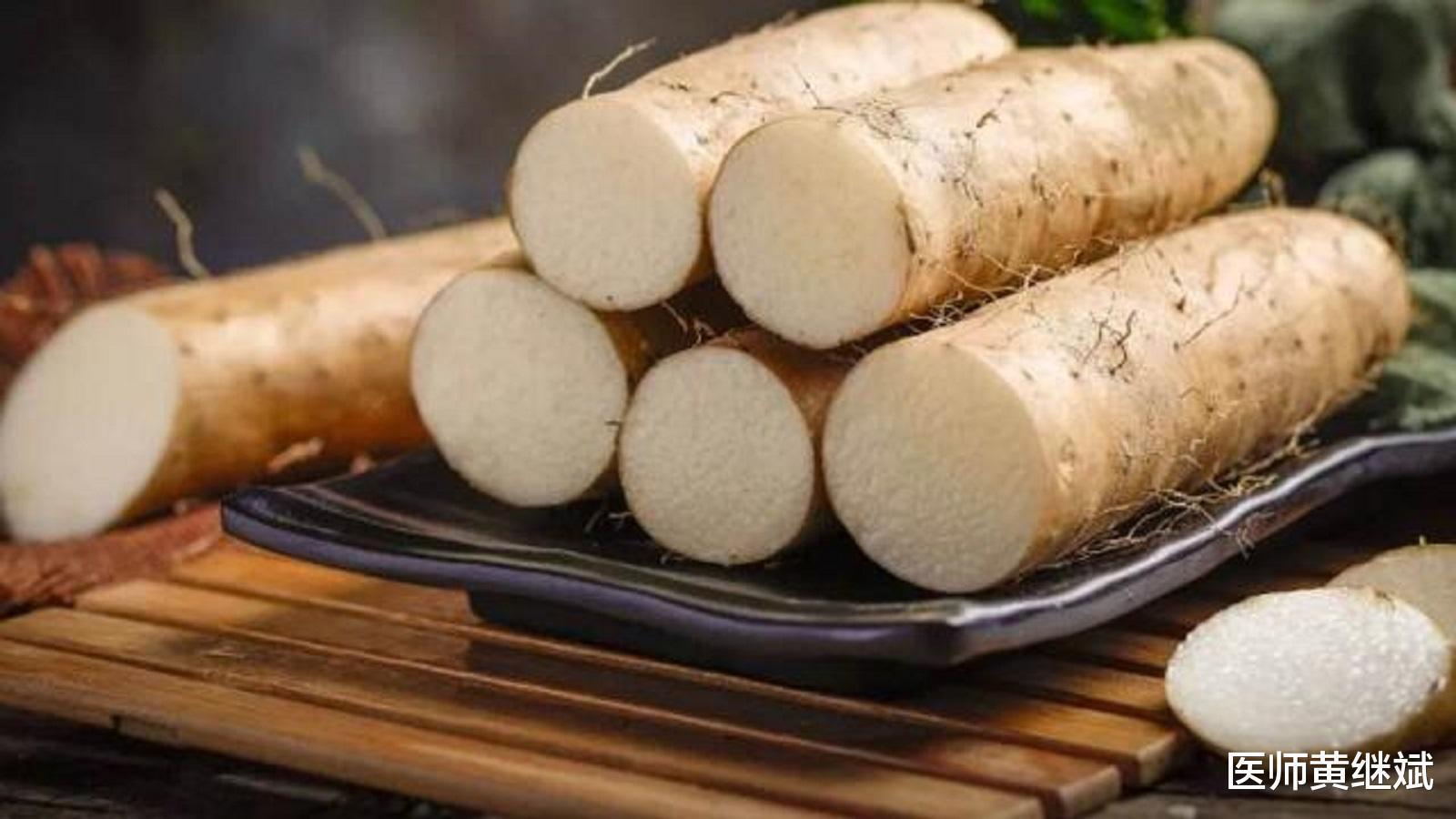 原创四季必备蔬菜之一,山药的营养价值介绍,吃山药过敏了怎么办?