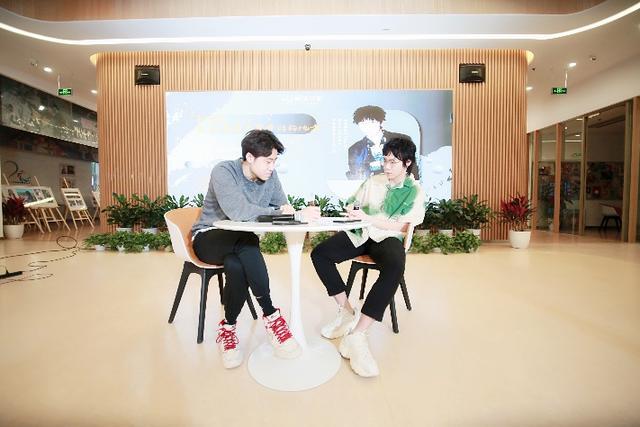 北京爱迪学校迎来新说唱刘炫廷和奇葩说梁秋阳!