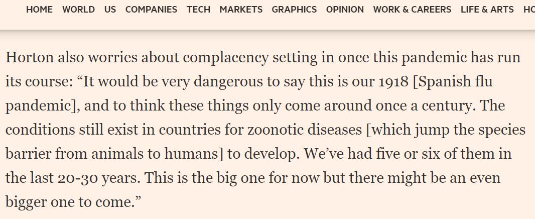 """《柳叶刀》主编:""""英国犯了一代人中最严重的科学决策错误"""""""
