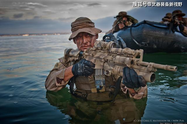 美国海豹突击队又添利器,能舒服地偷偷进入别人领土,中国没有