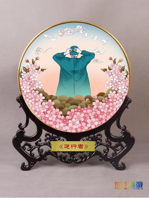 致敬最美逆行者,北京市珐琅厂五一特别活动来袭!