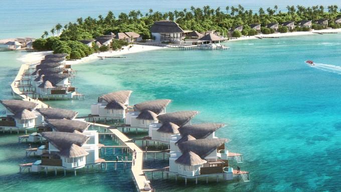 马尔代夫万豪酒店何以称为最佳人气新岛?