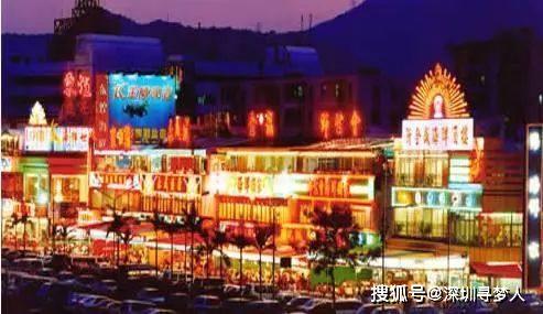 深圳十大美食街,尝遍深圳美食