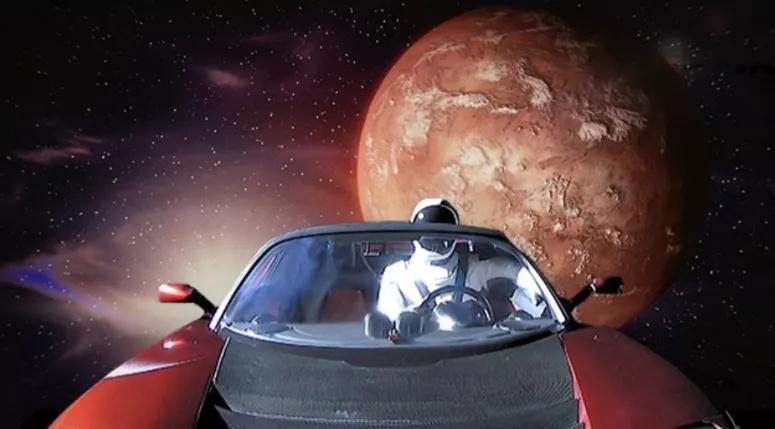 """距离中国品牌汽车真正""""登陆太空""""还有多久?"""