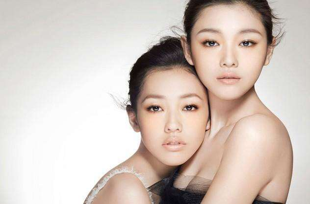 木村光希为木村心美庆生,盘点娱乐圈的姐妹花,有谁能超越她们?