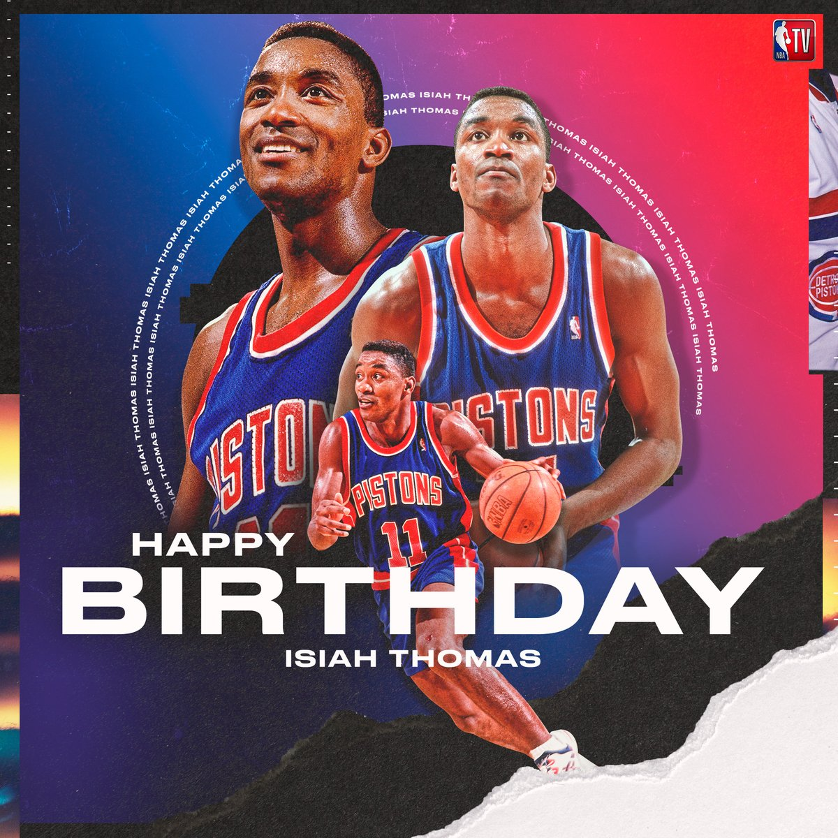 NBA官方为名宿送上祝福 微笑刺客59岁生日快乐