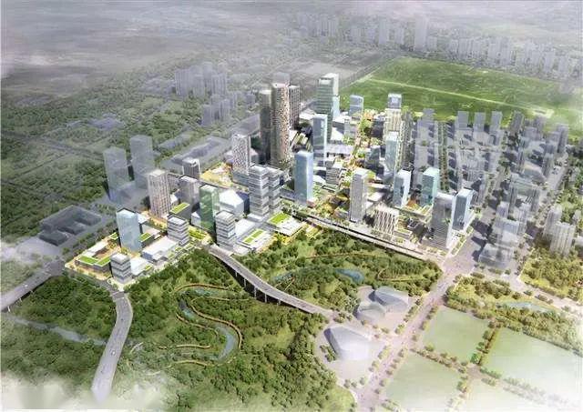 重庆照母山最新规划图