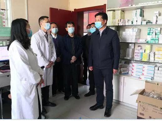 刘勤社书记调研安康卫生健康工作