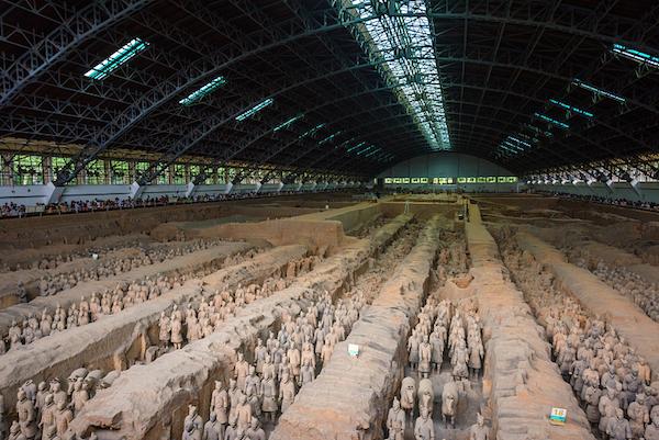 考古2019︱秦汉考古:大一统的秦汉,在手铲与笔下呈现