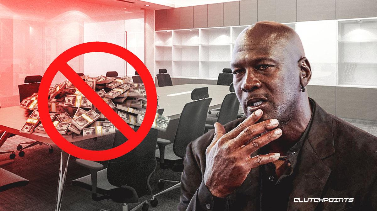 乔丹经纪人:MJ曾拒绝出席2小时赚1亿商业活动