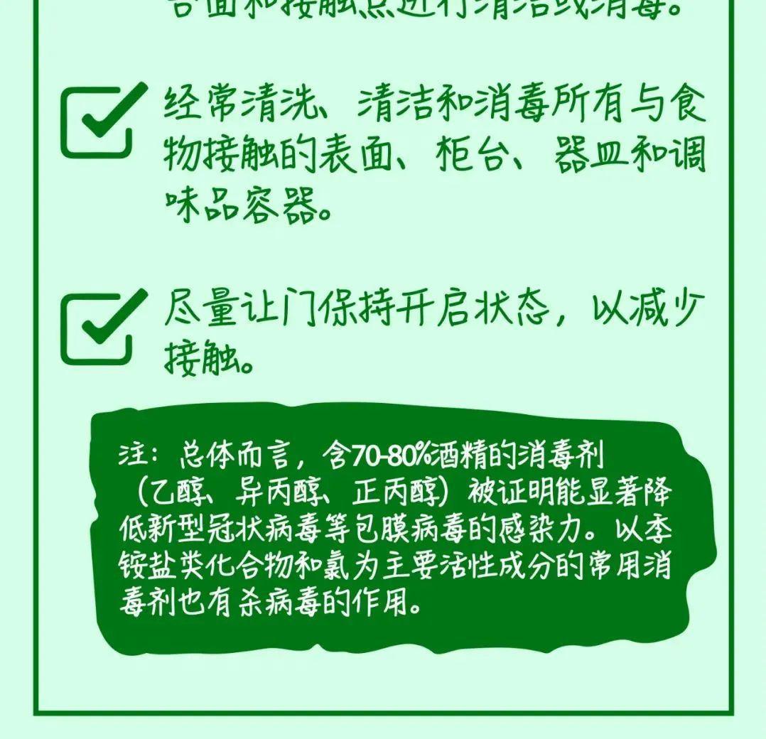 """【疫情防控】食品加工、销售和餐饮行业如何适应防疫""""新常态"""""""