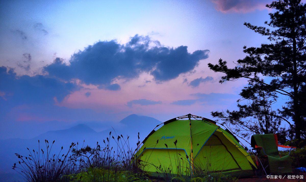 原创             五月西山旅游多样玩法:这几处野餐露营地,确定不来赶下潮流吗?