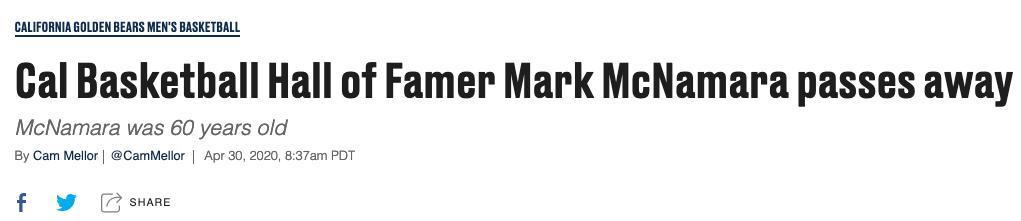 原创             NBA噩耗 遭遇误诊 前湖人内线心力衰竭 不幸去世