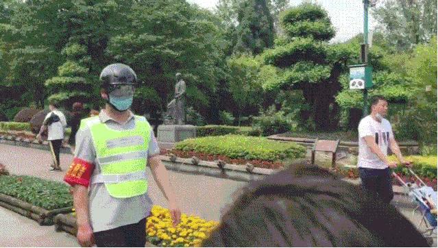 """""""发热排查神器""""在青城山都江堰景区启用,1分钟可筛查近百人体温"""