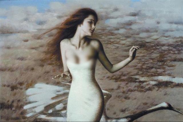 艺术史上最大胆的油画,画人体被骂无底线