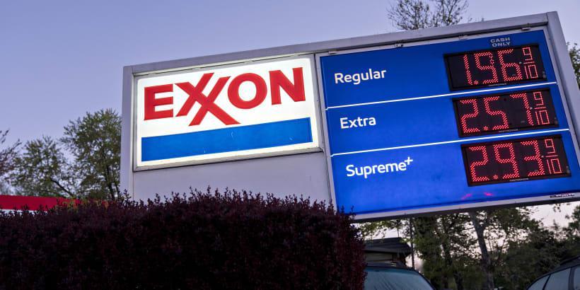 热点评论|埃克森美孚第一季度损失6.1亿美元