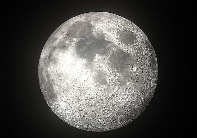 原创 来自月球的天外飞石就要被拍卖了,世界第五大,开价超1700万