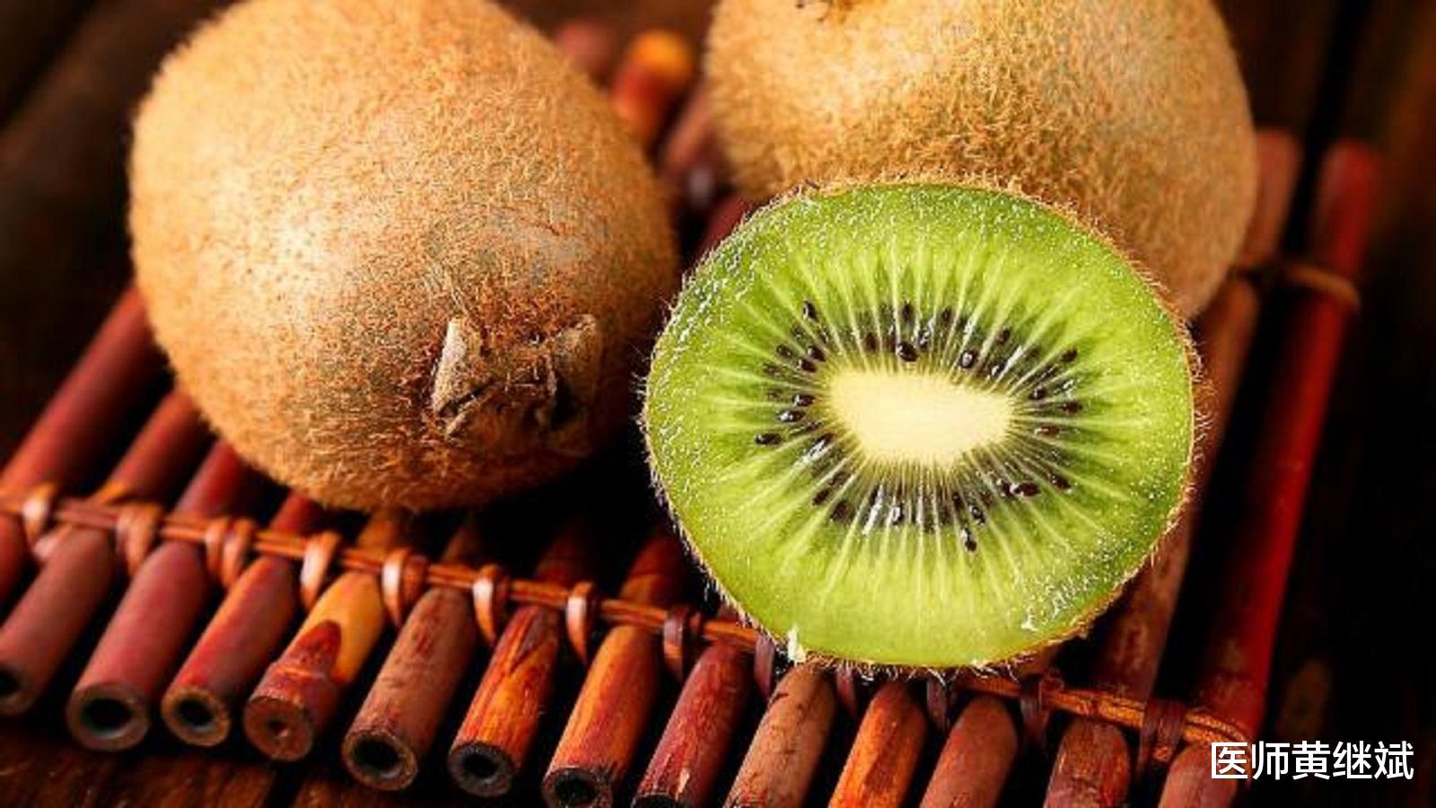 细数吃猕猴桃的注意事项,有3点须牢记,猕猴桃怎么吃能美白?