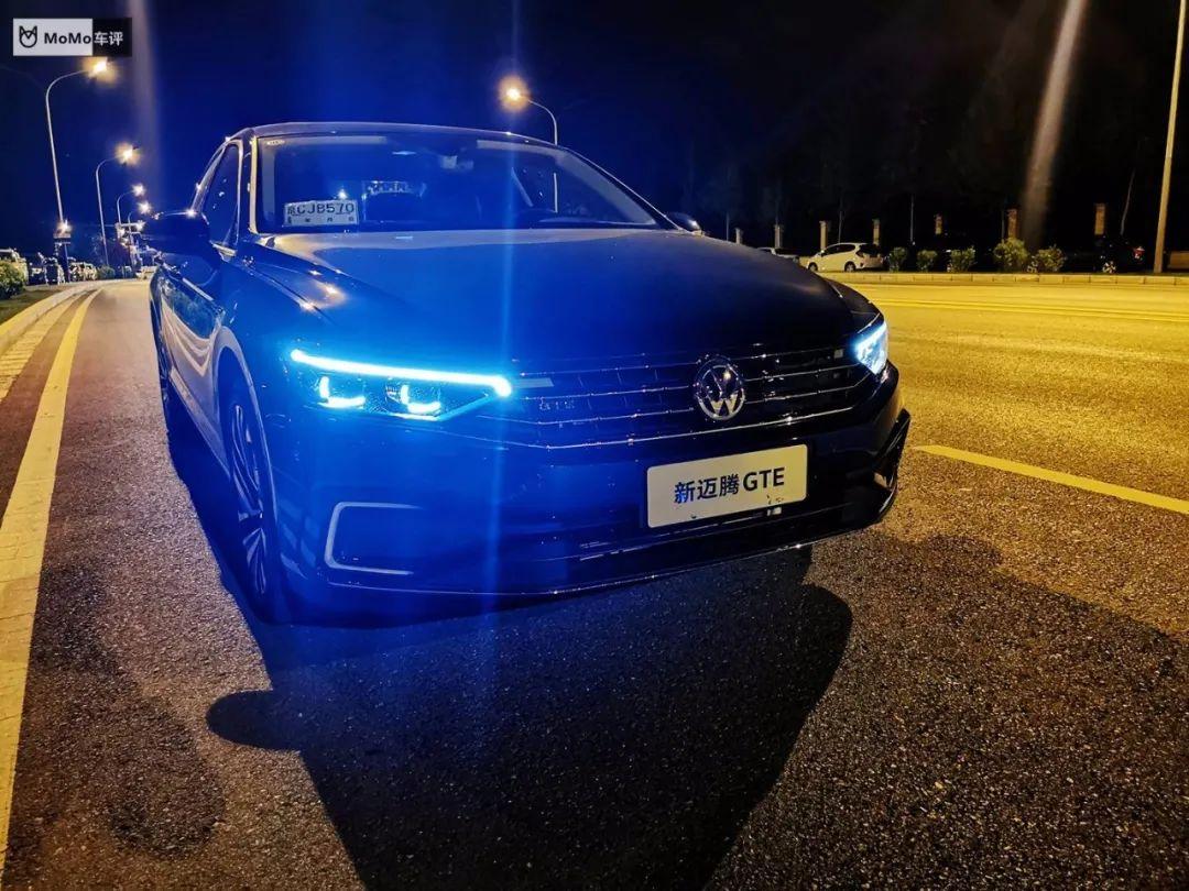 """堪比灯厂,新时代智能安全灯光技术,体验大众迈腾GTE """"IQ.LIGHT"""""""