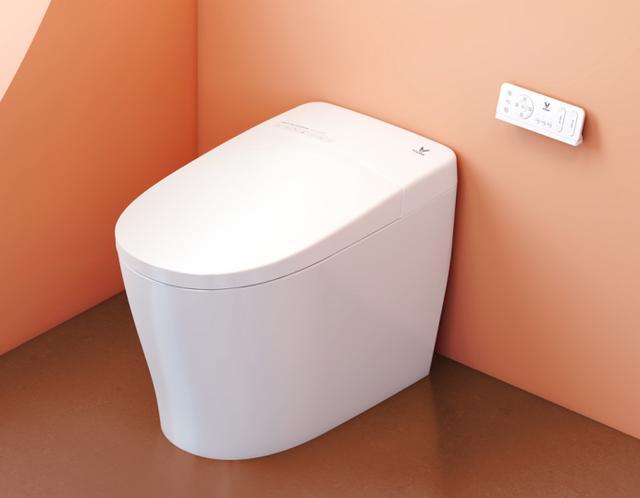 为什么家装都选一体式智能马桶?只要用过你就懂了