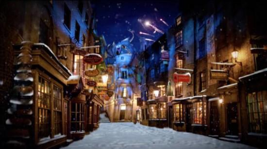 哈利波特魔法世界开微博 故事依旧是那么温暖治愈