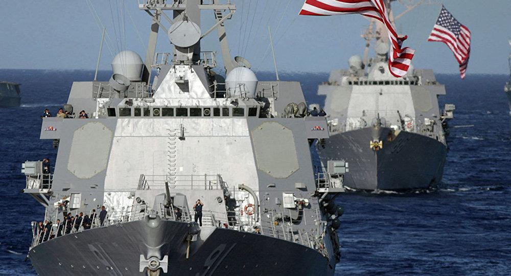 5月5日全球军事:美国海军提前通知俄罗斯己方战舰进入巴伦支海
