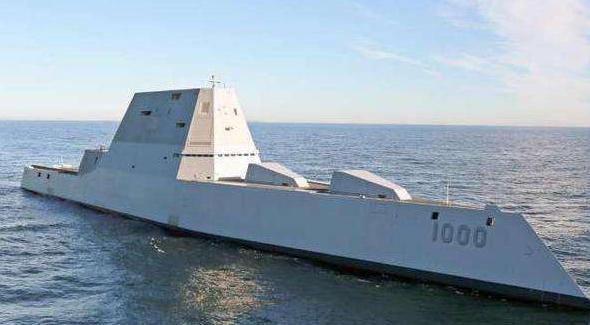 """中国海军水面力量或将全面更新?全电推进实现""""隔代"""",超越美军"""