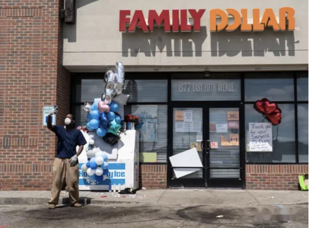【关注】美国小城因暴动取消强制戴口罩规定,保安因劝阻遭枪杀…