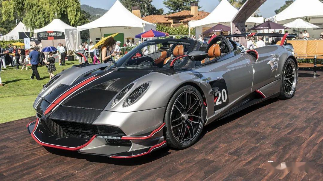 最强风神来了!径赛表演的艺术武器!限量发售40辆Pagani Huayra Roadster BC额度订单!求实力求有缘