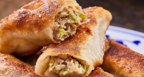 美食严选:韭菜木耳炒鸡蛋,北京褡裢火烧,酱香卤鸭,鱼香蒸蛋的做法