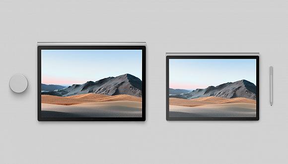 Surface微软Surface Book 3终于来了 这一次还有新款降噪耳机