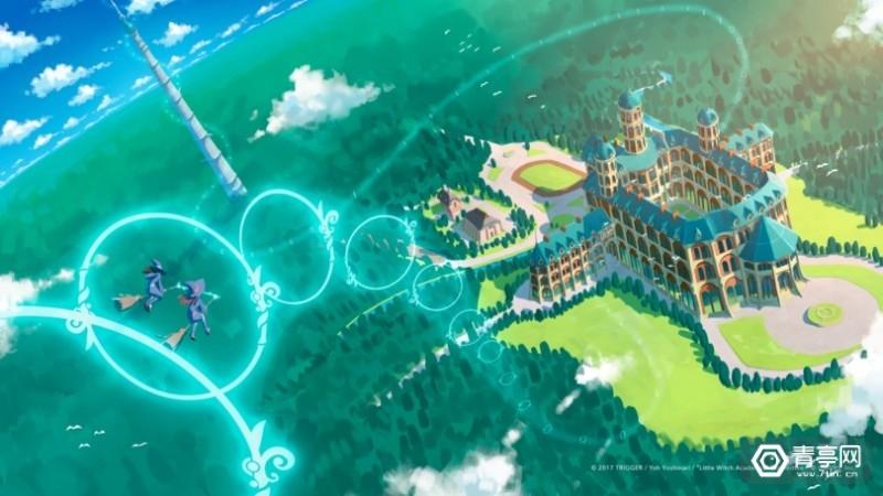 《小魔女学园:VR魔法扫帚竞速》推迟,年底发Quest版_Univer
