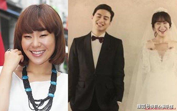韩国明星郑朱莉结婚了,老公是小她一岁的圈外暖男!