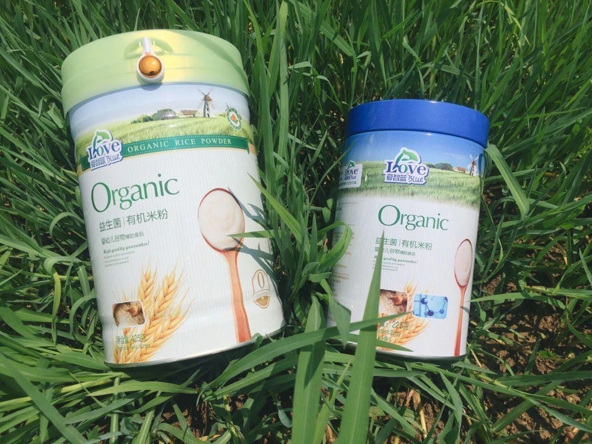 为什么宝宝的第一口辅食,专家都推荐高铁米粉?