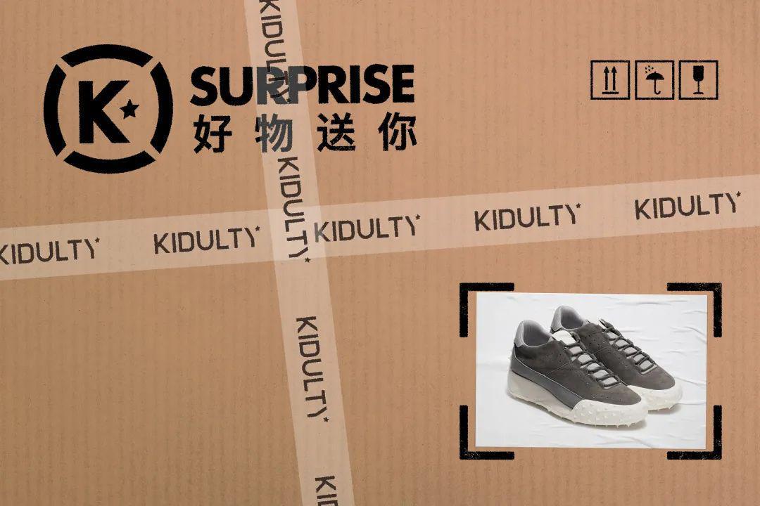 送你一双火遍日本的冷门鞋 | K-SURPRISE