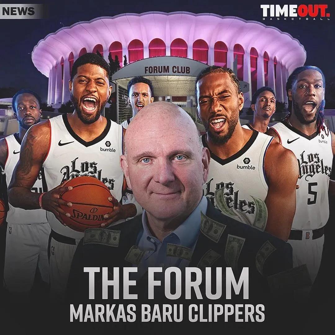 NBA第一富豪出手了!4亿美元大交易诞生!他们正式向湖人宣战