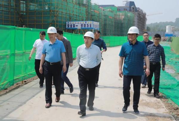 最新消息!事关滁州一地项目建设和征迁工作!