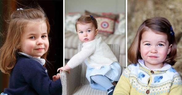 原创夏洛特小公主4岁生日照!600块碎花裙我买得起,越长越像威廉