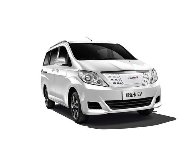 野马斯派卡EV正式上市售价9.99-12.99万元