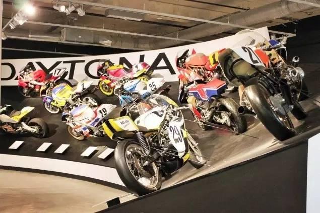 美国巴伯古典摩托车博物馆
