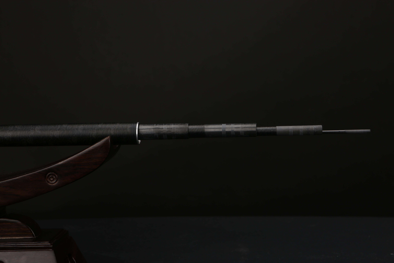 黑棍鱼竿价格5.7米
