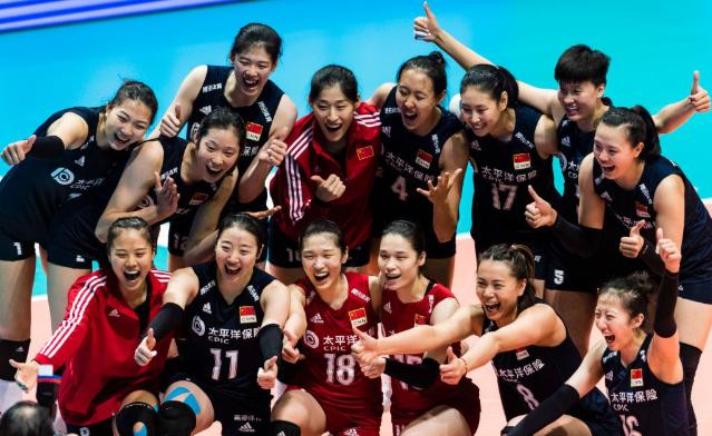 坏消息,世联赛因疫情原因直接取消 中国女排今年或无比赛可打