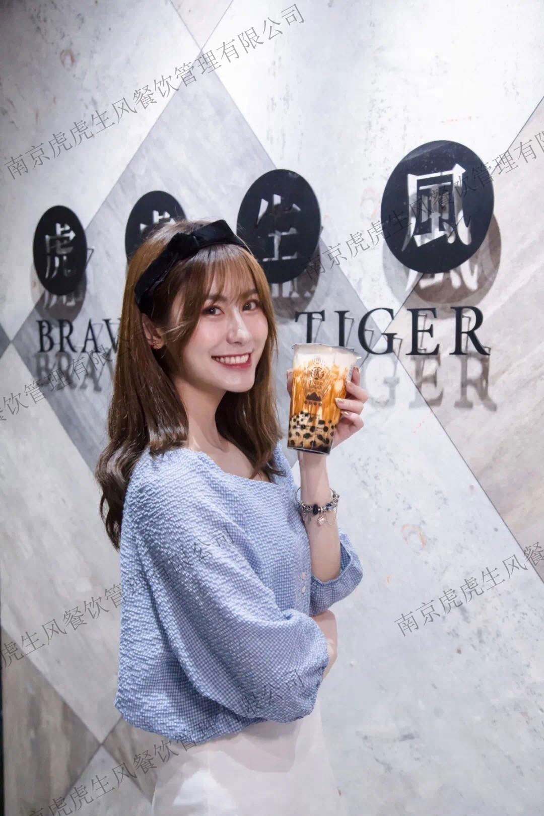 """老虎堂TIGER SUGAR""""黑""""旋风来袭,开启夏日香气 (图2)"""