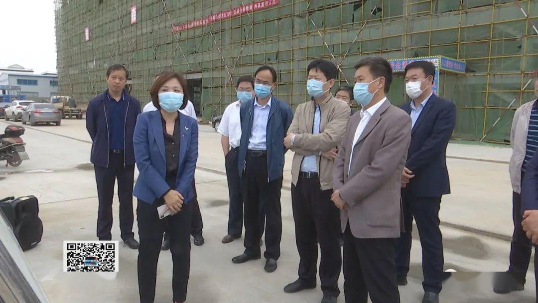 【博兴新闻】我县赴沾化区观摩学习标准化厂房建设工作