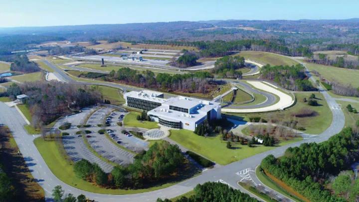 美国巴伯古典摩托车博物馆 竞技公园