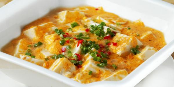 老相食食验室|完美减脂餐,鲜香软糯的咸鸭蛋蒸豆腐!