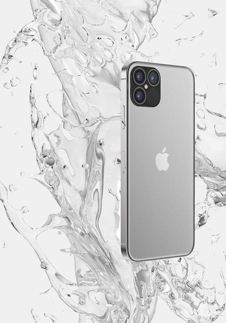 iPhone 12 Pro系列的最新外观渲染曝光:Yuba三张照片| iPhone 12罗马xplus恶搞